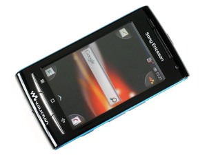 Sony Erricson w8